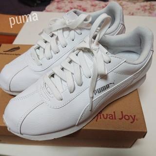 プーマ(PUMA)のpuma★スニーカーホワイト(スニーカー)