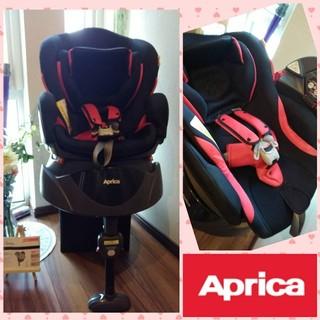 Aprica - 44✨高品質✨超美品✨アップリカ ディアターンプラス✨回転式チャイルドシート✨