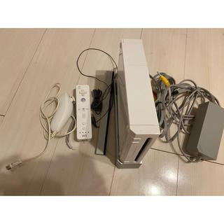 Wii - Wii本体 + Wii fit