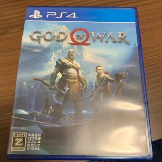 プレイステーション4(PlayStation4)のゴッド・オブ・ウォー PS4(家庭用ゲームソフト)