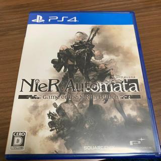 プレイステーション4(PlayStation4)のNieR:Automata Game of the YoRHa Edition((家庭用ゲームソフト)