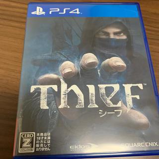 プレイステーション4(PlayStation4)のThief(シーフ) PS4(家庭用ゲームソフト)