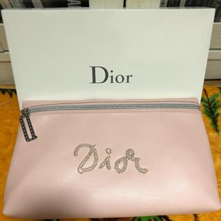 Dior - 新品 Dior ロゴビジュー ポーチ