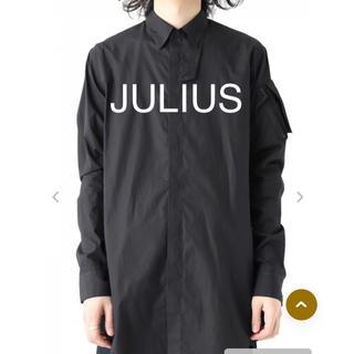 JULIUS - ユリウス JULIUS シャツ
