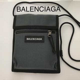 Balenciaga - 【新品】バレンシアガ  サコッシュ ショルダーバッグ