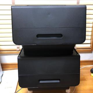 ヤマゼン(山善)の収納ボックス(ケース/ボックス)