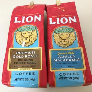 ライオンコーヒー LION ハワイ お土産 Hawaii