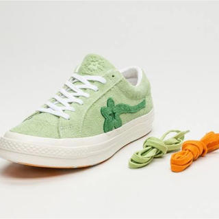 コンバース(CONVERSE)のGOLF WANG  Tyler The Creator x Converse(スニーカー)