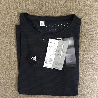 adidas - レディース  半袖シャツ