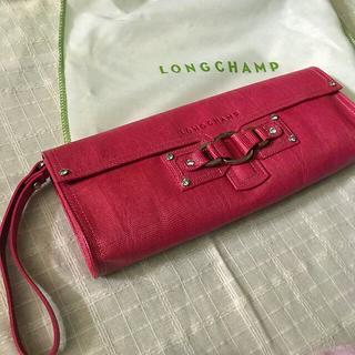 LONGCHAMP - ロンシャン クラッチバッグ