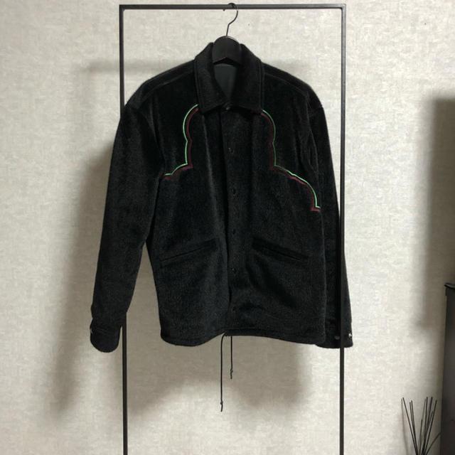 TOGA(トーガ)のtoga virilis 19aw fake fur blouson メンズのジャケット/アウター(ブルゾン)の商品写真
