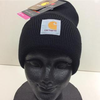 carhartt - Carhartt knitcap BLACK 新品未使用 3M 新素材