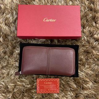 Cartier - カルティエ 財布 ウォレット Cartier