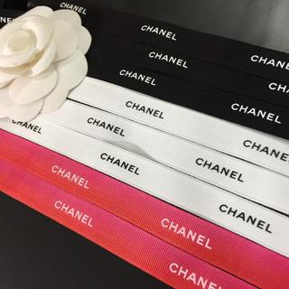 CHANEL - 3mです❤︎CHANEL リボン 3種 set
