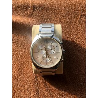 Calvin Klein - カルバンクライン K2F271  腕時計 USED