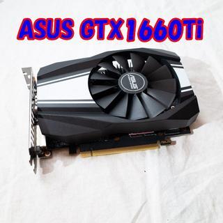 ASUS - ASUS GTX1660Ti 箱なし