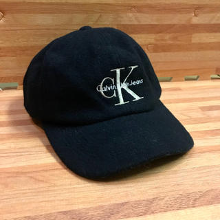 Calvin Klein - カルバンクライン キャップ CK 90s 韓国ファッション