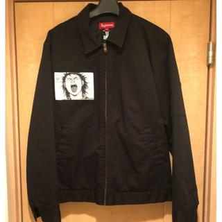 supreme akira work jacket