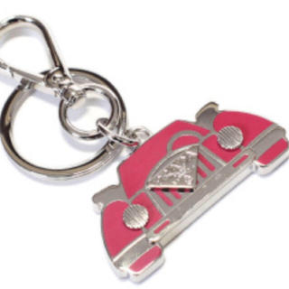 プラダ(PRADA)の新品 PRADA プラダ キーホルダー キーチェーン キーリング 財布(キーホルダー)