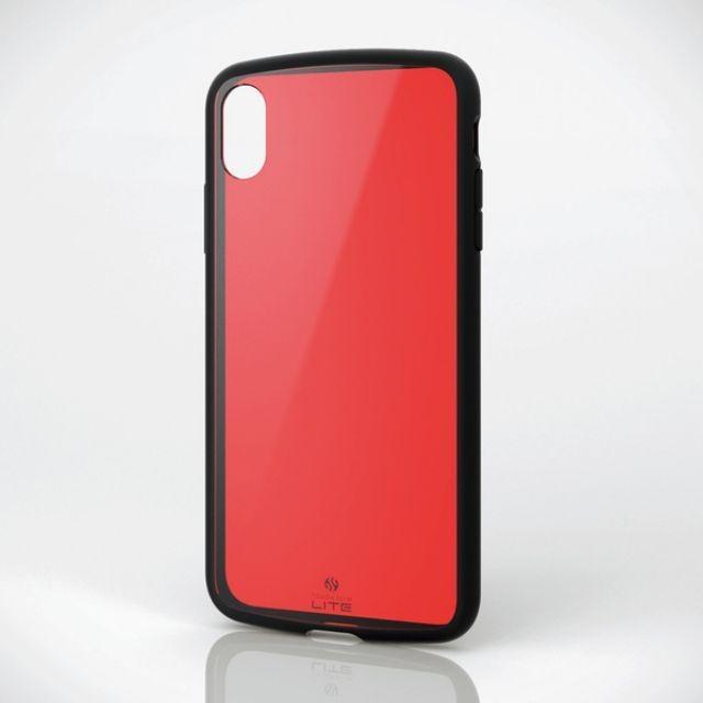 ELECOM(エレコム)のiPhone XS Max用TOUGH SLIM LITE/クリア スマホ/家電/カメラのスマホアクセサリー(iPhoneケース)の商品写真