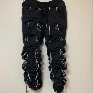 Balenciaga - 【特価】99%is gobchang pants black