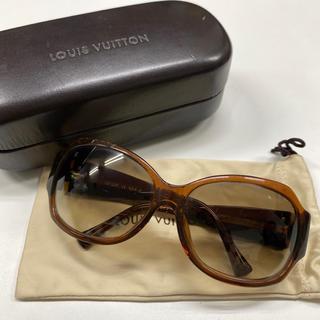 LOUIS VUITTON - 中古 ☆ LOUIS VUITTON ウルスラストラスサングラス ブラウン