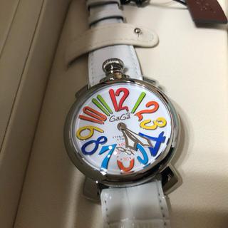 ガガミラノ(GaGa MILANO)の【新品・即日発送】ガガミラノ メンズ時計(腕時計(アナログ))