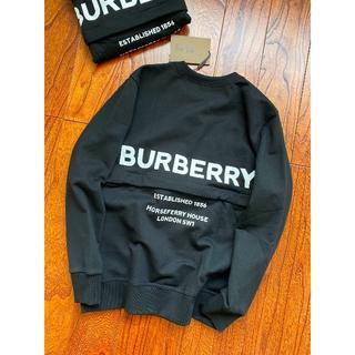 BURBERRY - Burberry バーバリー スウェット メンズ 男性 新作 人気