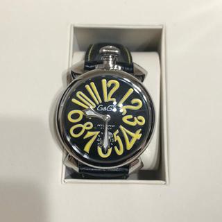 ガガミラノ(GaGa MILANO)の【新品・即日発送】ガガミラノ 時計(腕時計(アナログ))