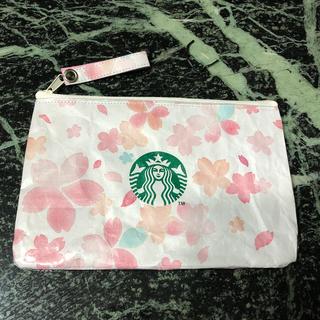 スターバックスコーヒー(Starbucks Coffee)のスターバックス さくら2020 ポーチ(ポーチ)