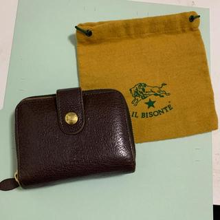 イルビゾンテ(IL BISONTE)のイルビゾンテ 2つ折り 財布(折り財布)