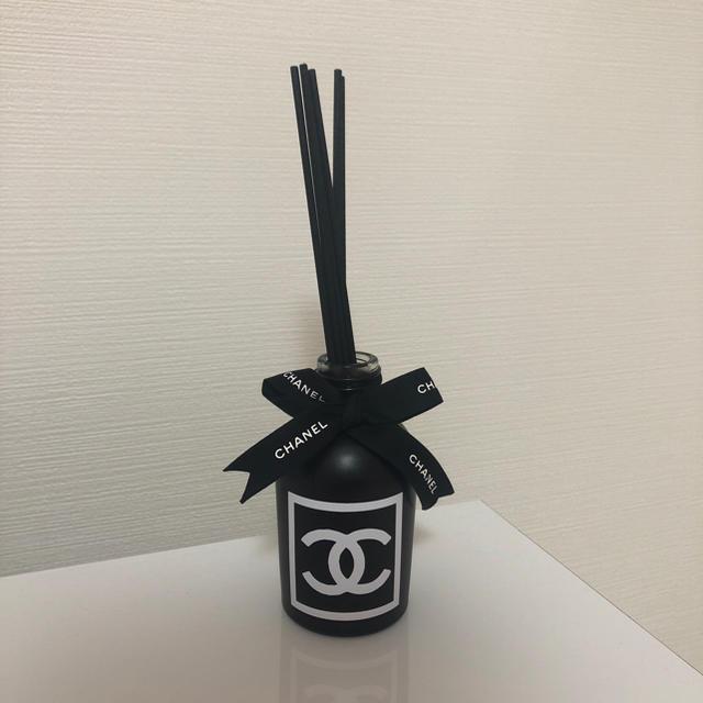 CHANEL(シャネル)のCHANEL 芳香剤 コスメ/美容のリラクゼーション(アロマポット/アロマランプ/芳香器)の商品写真