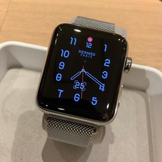 エルメス(Hermes)の(正規品) Apple Watch エルメス series3 セルラー 42mm(腕時計(デジタル))