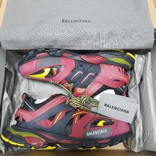 """Balenciaga - BALENCIAGA Track Trainer """"Bordeaux"""" 43"""