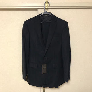 コムサメン(COMME CA MEN)のCOMME CA MEN メンズ スーツ セット ブラック(セットアップ)