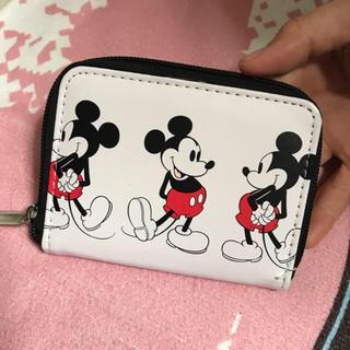 SHIPS - mini 12月号 付録 ミッキー財布