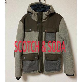 スコッチアンドソーダ(SCOTCH & SODA)のSCOTCH & SODA  アウタージャケット(ダウンジャケット)