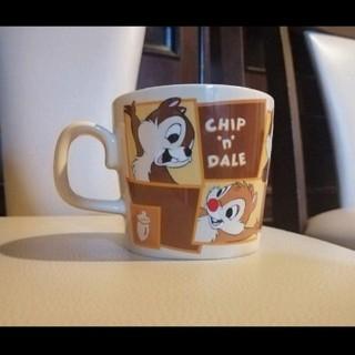 チップアンドデール(チップ&デール)のお値下げ*チップとデールのマグカップ(グラス/カップ)
