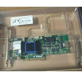 Adaptec  RAID 6405 ASR-6405 Kit(PCパーツ)