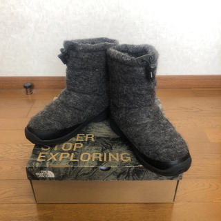 THE NORTH FACE - 即決 THE NORTH FACE ノースフェイス ヌプシ ブーツ 24cm