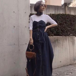 Ameri VINTAGE - DENIM UNIFY DRESS