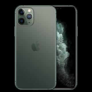 Apple - 新品!SIMフリー iPhone11 Pro 256GBミッドナイトグリーン