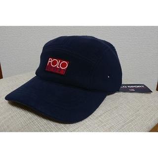 POLO RALPH LAUREN - 新品 polo ralph lauren/polo sport フリースキャップ