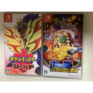 Nintendo Switch - ポケモン シールド ポッ拳 ポケットモンスター まとめ売り Switch