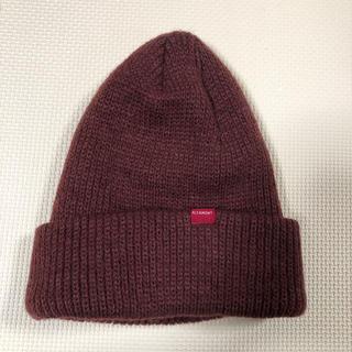 オルタモント(ALTAMONT)のオルタモント ニット帽 美品(ニット帽/ビーニー)