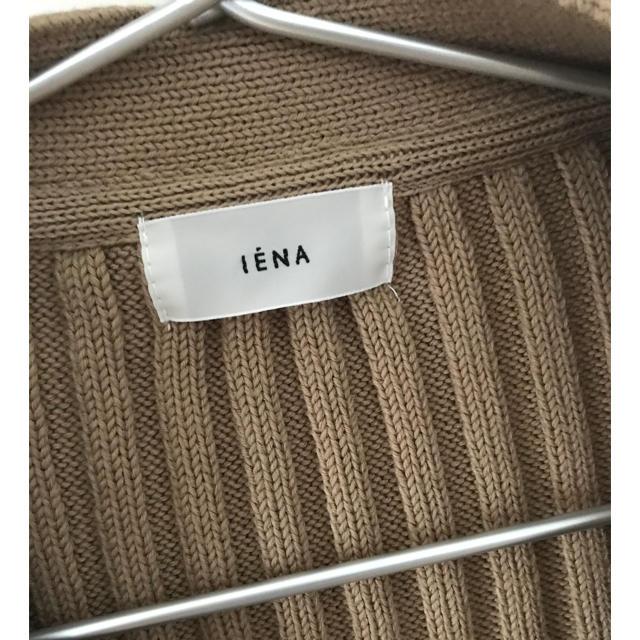 IENA(イエナ)のIENA COCO Vネックリブカーディガン レディースのトップス(カーディガン)の商品写真