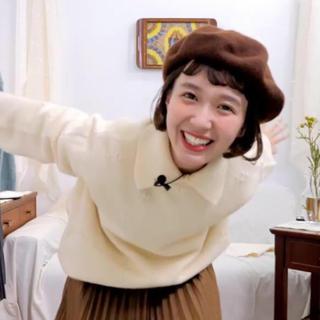 SM2 - usum しばさき ベレー帽