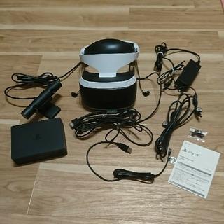 プレイステーションヴィーアール(PlayStation VR)のVR◆PS4(家庭用ゲーム機本体)