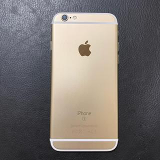 Apple - 5️⃣美品 simフリー iPhone6s 16GB ゴールド 本体