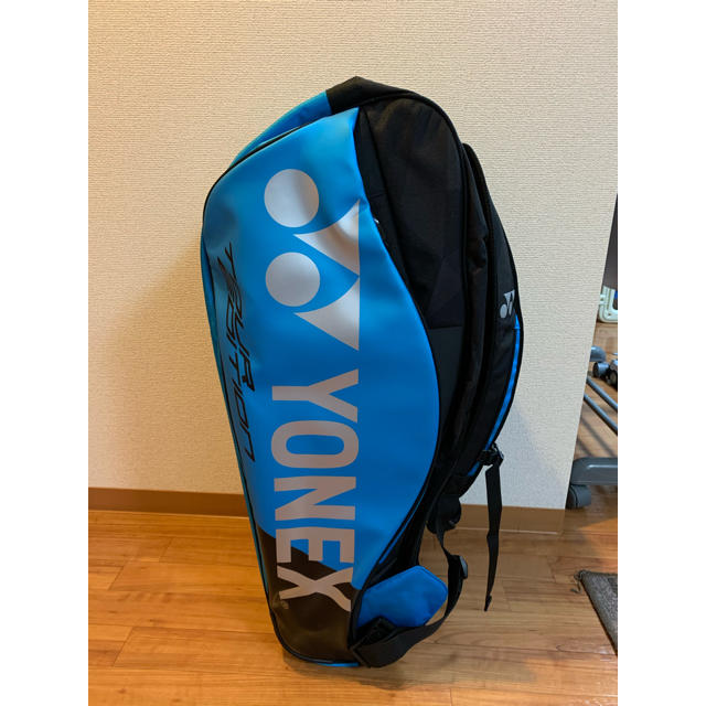 YONEX(ヨネックス)のヨネックス テニス ラケットバッグ 9本用 スポーツ/アウトドアのテニス(バッグ)の商品写真